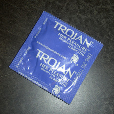 condom